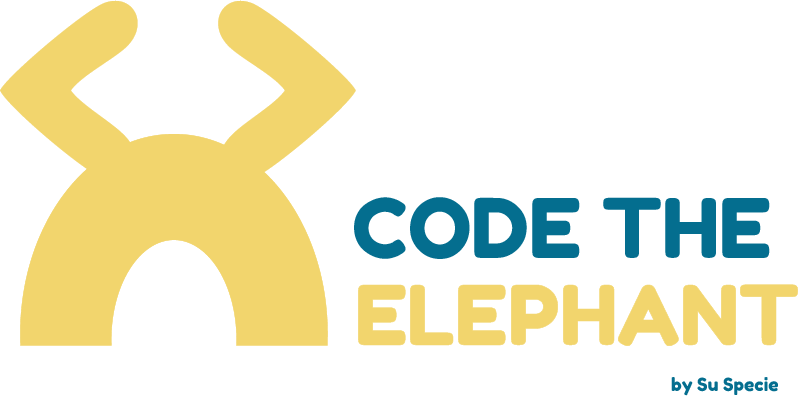 Footer Logo: Code The Elephant